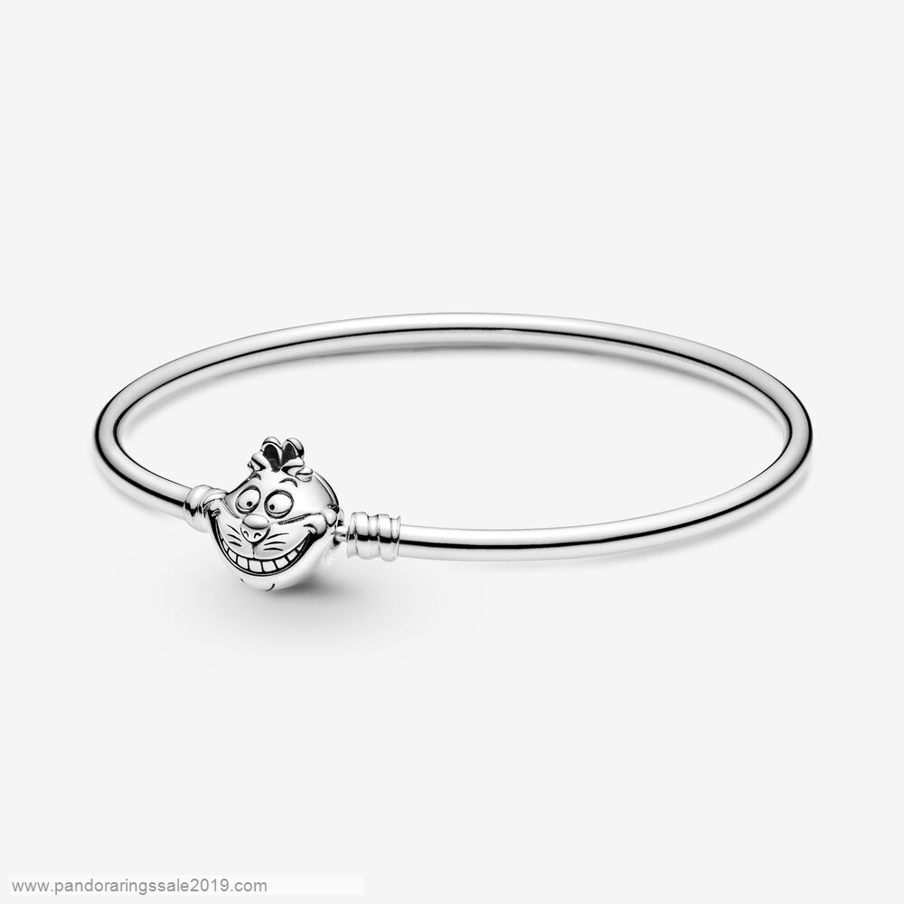 Pandora Store Prices Disney Alice In Wonderland Cheshire Cat Clasp Pandora Moments Bangle