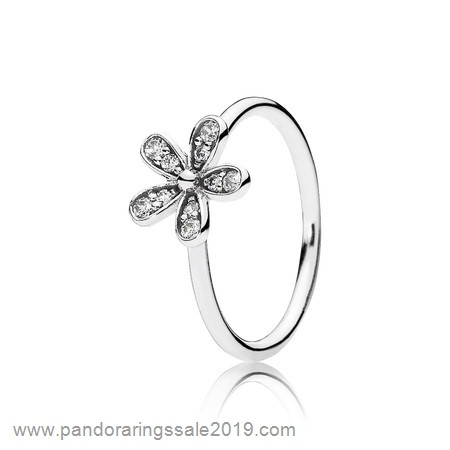 Pandora Store Prices Pandora Rings Dazzling Daisy Ring Clear Cz